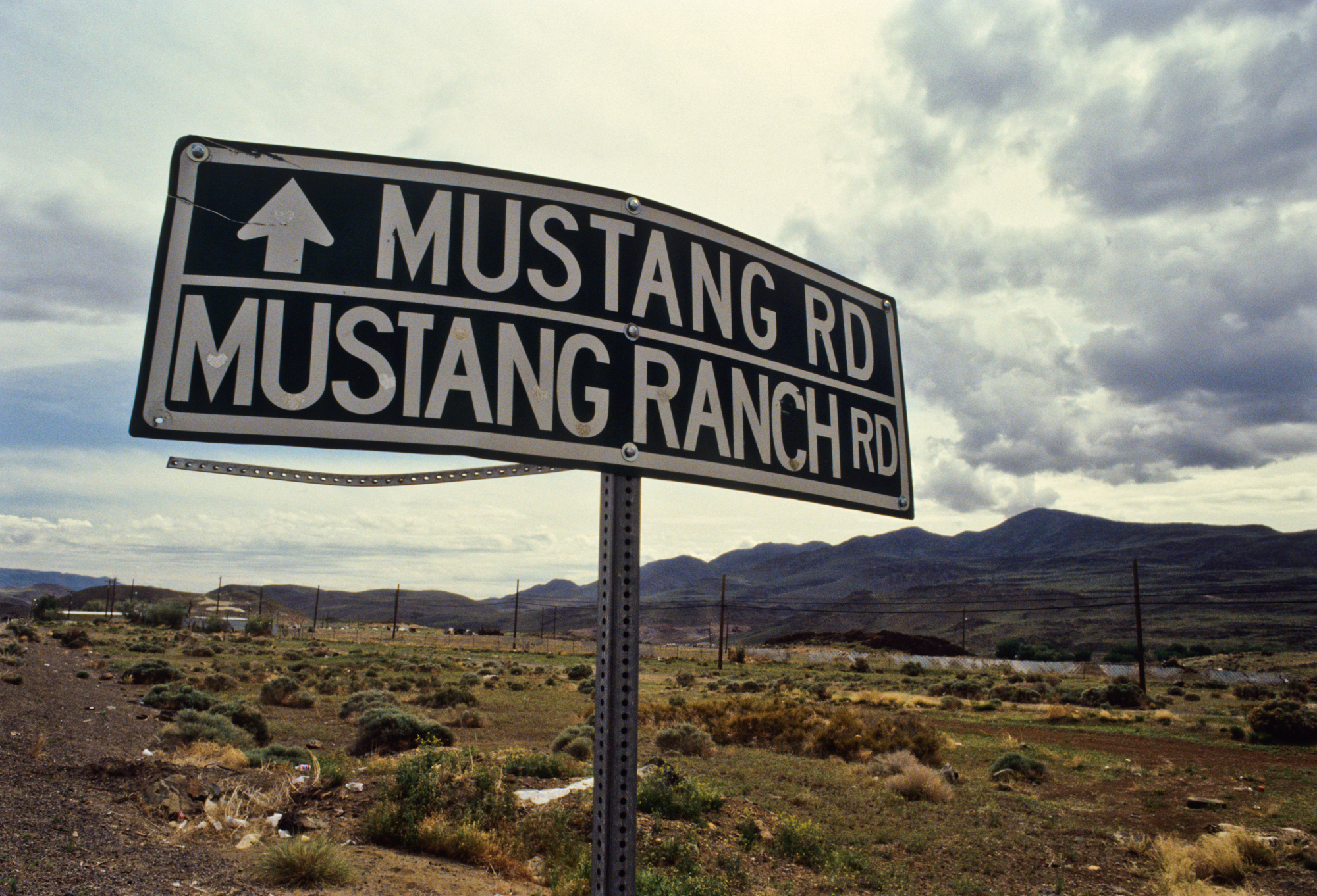 Lynn Goldsmith Mustang Ranch